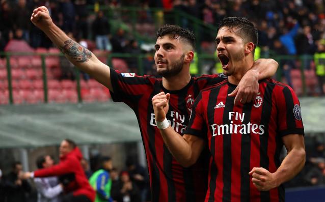 Уволненият от Милан по-рано през сезона Винченцо Монтела счита възхода
