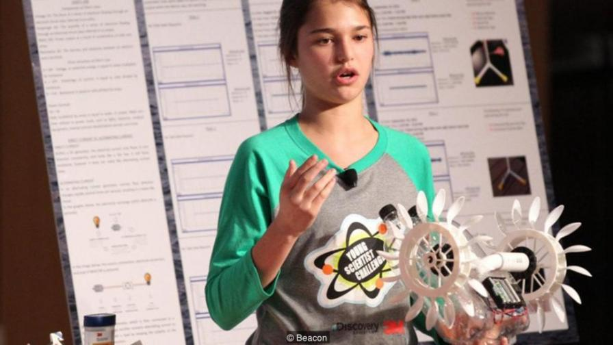 Откритията на тийнейджъри могат да променят света