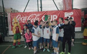 """210 ученици се включиха в """"Купата на Coca-Cola"""" в Благоевград"""