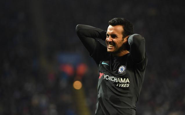 Нападателят на Челси Педро Родригес е убеден в решимостта на
