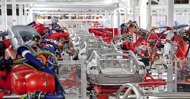 Tesla се бори с изненадващо високо съотношение на дефектните части