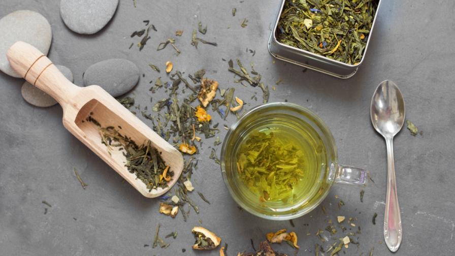Невероятните ползи за здравето от Camellia sinensis