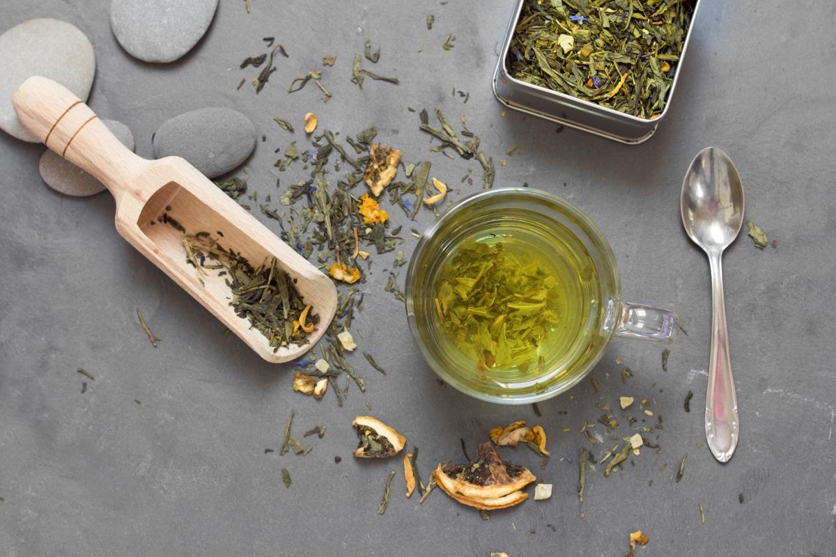 Зеленият чай също помага за ускоряване на метаболитните процеси.