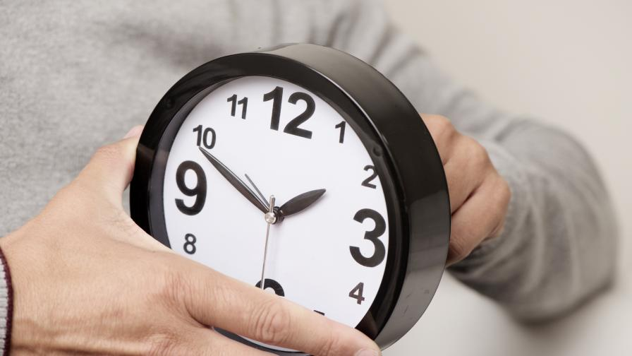 Местим часовниците час напред