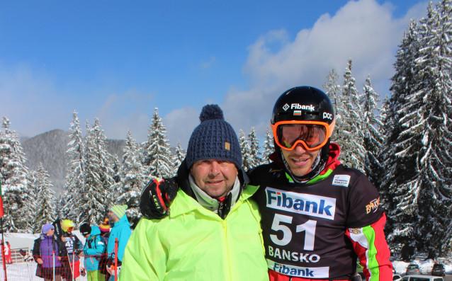 Радослав Янков (Амерспортс) и Теодора Пенчева (Амерспортс) спечелиха титлите в