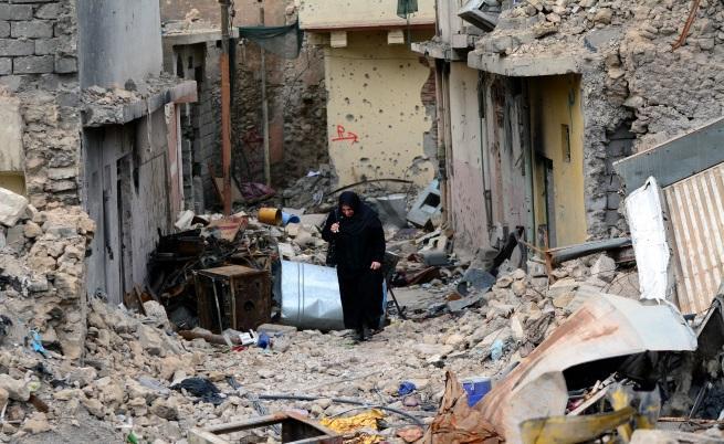 """Това са безжалостните закони на """"Ислямска държава"""""""