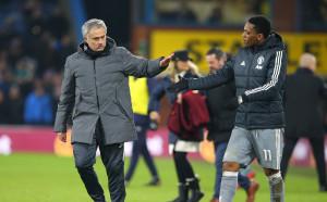 Агентът на Марсиал: Не мога да кажа дали ще остане в Юнайтед