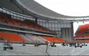 Стадионът в Екатерининбург готов за Мондиала