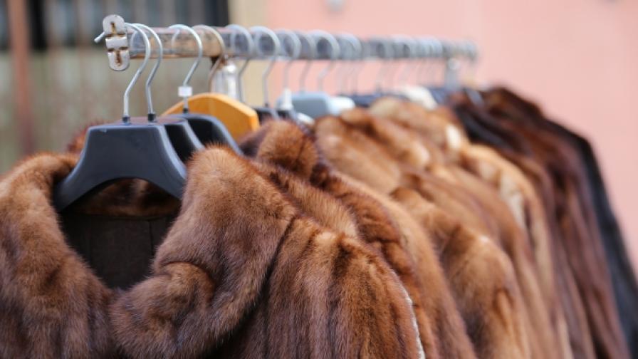 Край на кожените палта в Сан Франциско