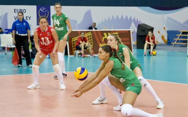 Елица Василева източник: volleyball.bg