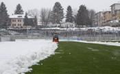 Чистят ударно Лудогорец Арена, зимата уплаши Босна