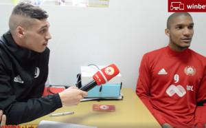 Репортерът Десподов подхвана Каранга и Алберг