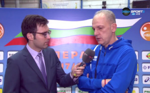 Пеев: Трябваше да има спорна топка, не знам за какво са протестирали от ЦСКА