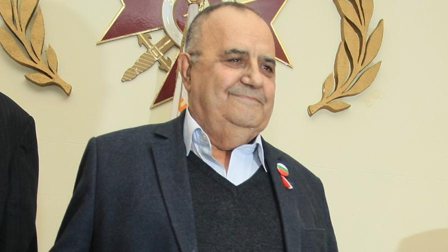 Б. Димитров: Обвиниха ни едва ли не в държавна измяна