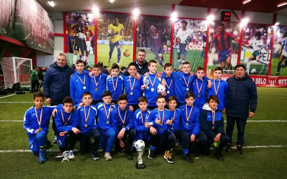 Левски ще играе с Милан на турнир в Италия