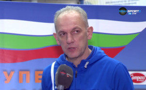 Даниел Пеев: ЦСКА ни надигра