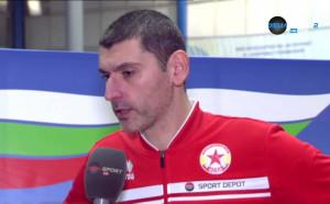 Александър Попов: Победихме категорично