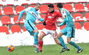 Втородивизионен тим надви ЦСКА в контрола