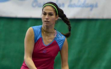 Шиникова аут на полуфиналите в Люксембург
