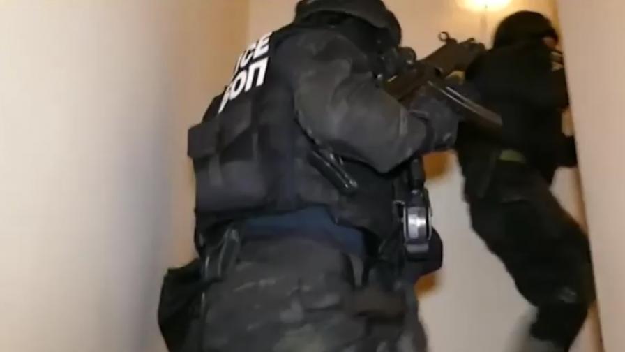 Полицията удари имотната мафия в София