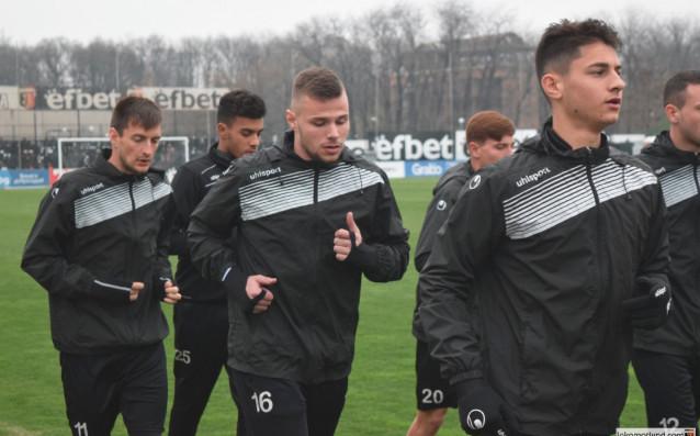Представителният тим на Локомотив Пловдивзапочна подготовката си за предстоящия шампионатен