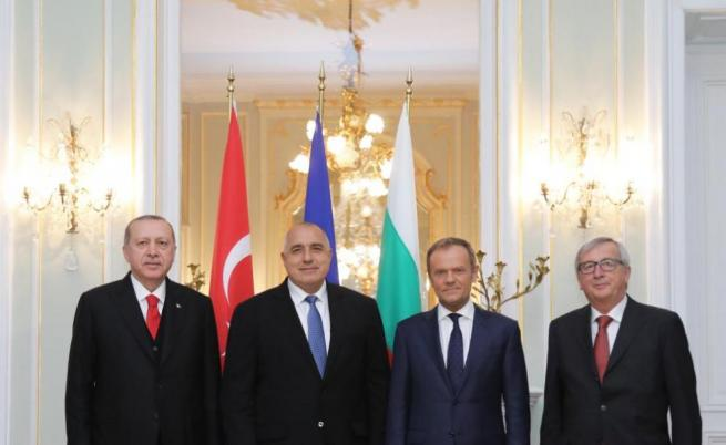 Юнкер лично пое ангажимент към Турция за ЕС