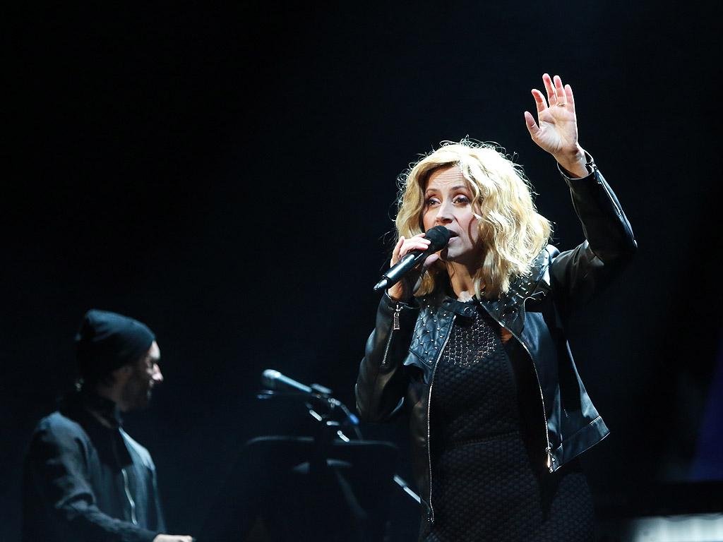 """Лара Фабиан представи най-големите си хитове и новият албум """"Camouflage"""" в НДК"""