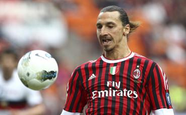Ръководството на Милан се срещна с агента на Златан