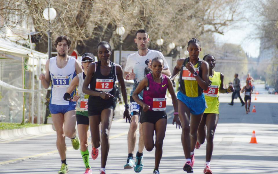 Участници от 17 държави на маратона  в Стара Загора