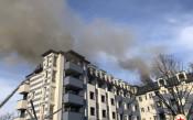 След пожара юношите на ЦСКА вече са настанени