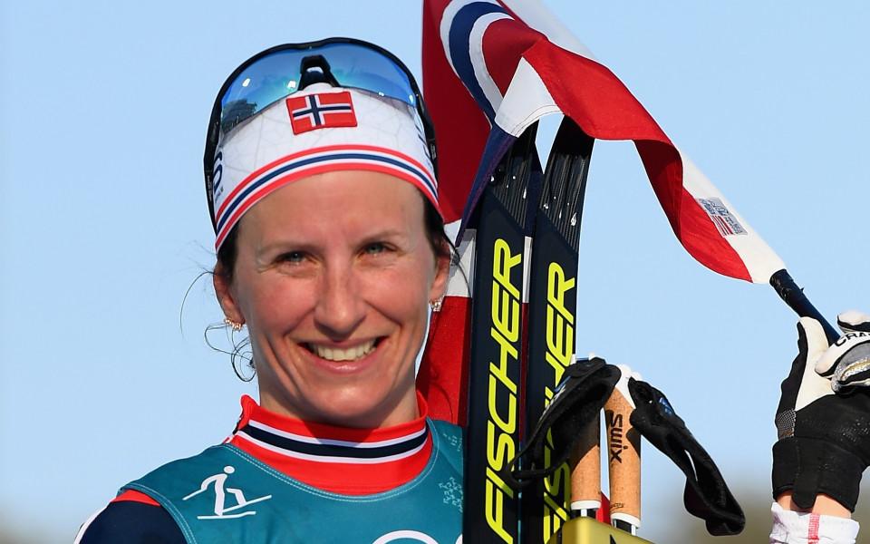 Легендарна норвежка ски бегачка прекатява кариерата си