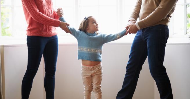 Разводът е лесно решение на сериозни проблеми. Разводът е спасение,