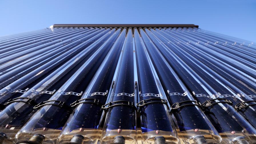 """Революция:""""Топлофикация"""" - Перник ще черпи енергия от Слънцето"""