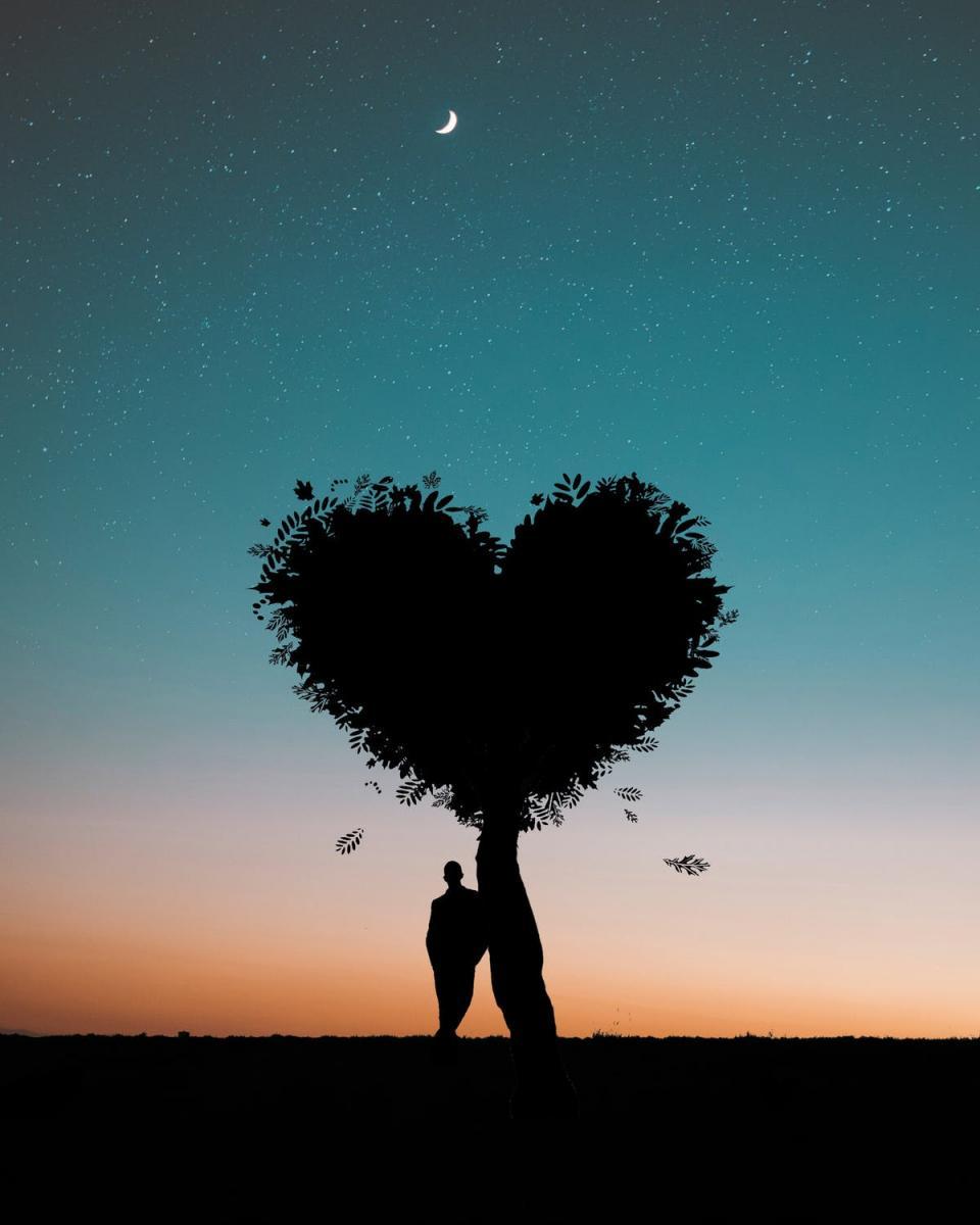 обич любов