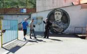 Шок за Роси: Основен футболист на Левски движи с патерица