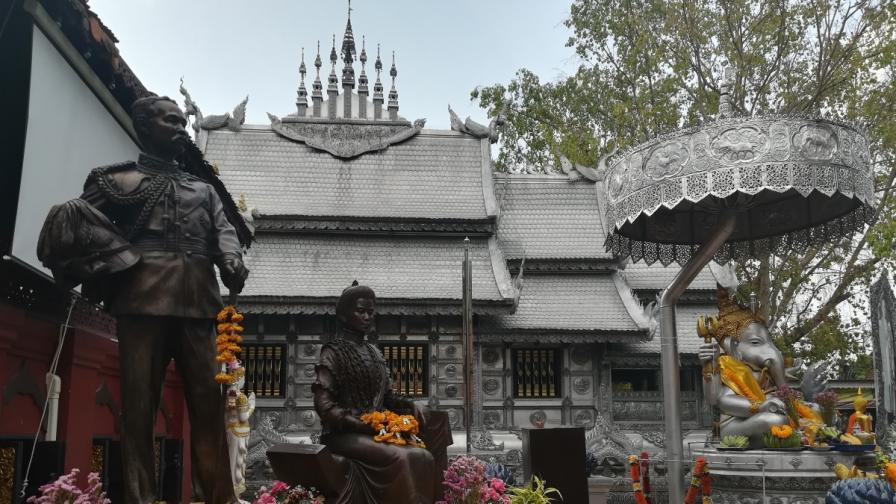 Сребърният храм - мястото, забранено за жени
