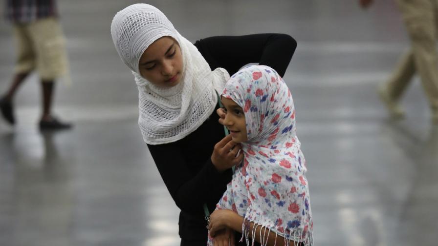 Австрия забранява ислямските забрадки