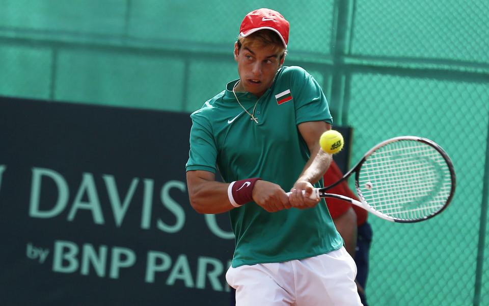 Адриан Андреев стигна 1/4-финал на Европейското