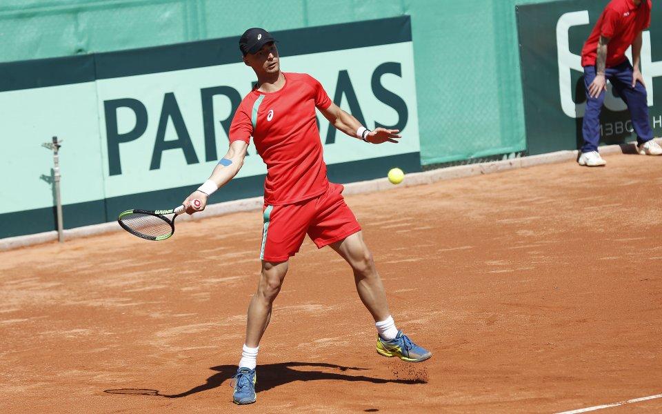 Кузманов срещу канадец в първия кръг във Франкавила