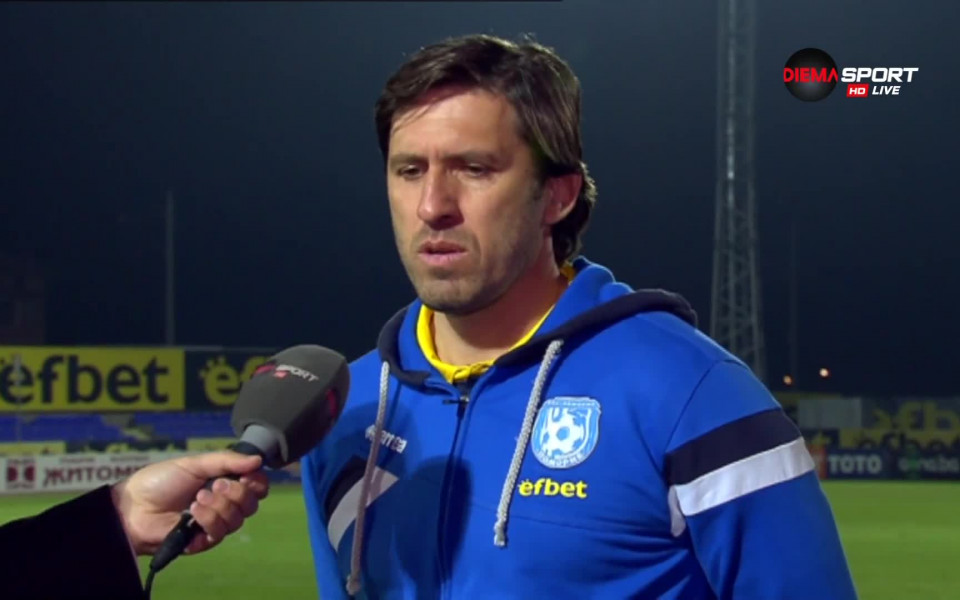 Веселин Бранимиров става помощник-треньор в Украйна