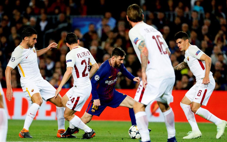 Треньорът на Рома: Съдията помогна на Барселона