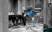 Задната ножица на Роналдо и фотошоп: Нека смехът започне