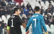 С Роналдо и без Меси в идеалния отбор на УЕФА за седмицата