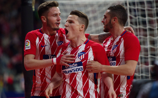 Атлетико Мадрид посреща Спортинг Лисабон в първа среща от четвъртфиналите