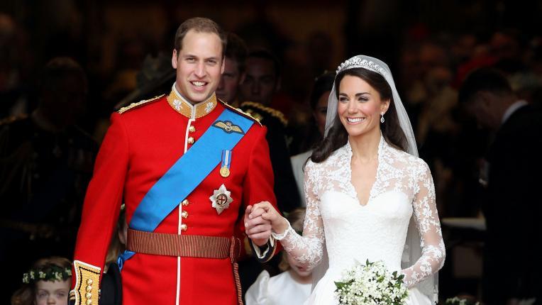Любопитни факти за пищната сватба на Кейт и Уилям, които едва ли знаете