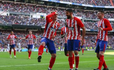 За първи път в историята - Атлетико по-скъп от Реал