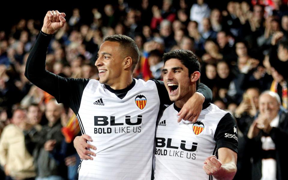 Валенсия търси нов нападател, с който да атакува Шампионска лига