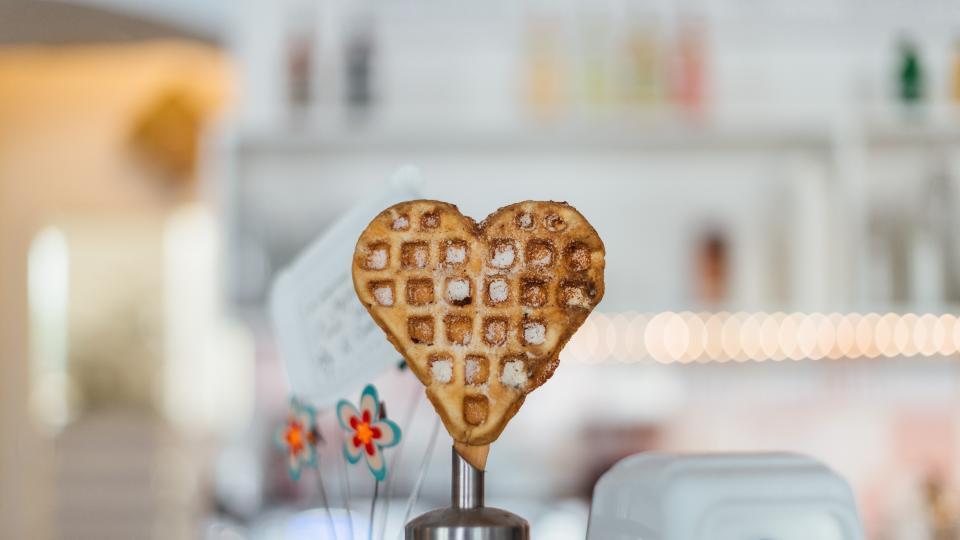 сърце храна