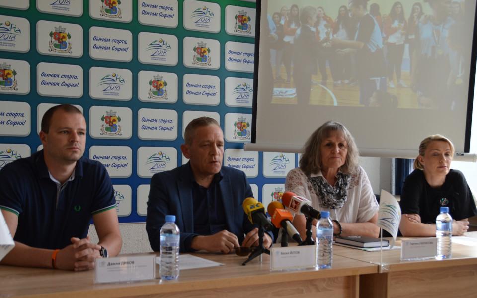 София2018 и БК Славия отново събират елитни школи за Купа