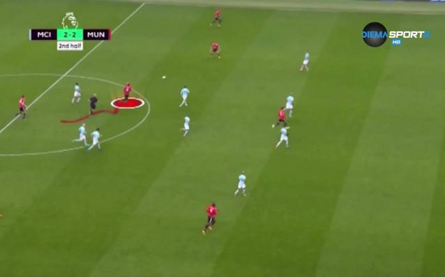 Манчестър Юнайтед постигна знаменит обрат от 0:2 до 3:2 при